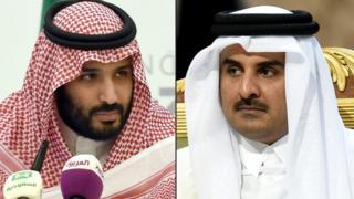 सऊदी अरब, क़तर