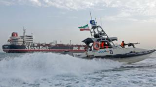 Iran tanker seizure: Why is the Strait of Hormuz so important?