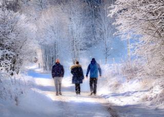 River Spey walk