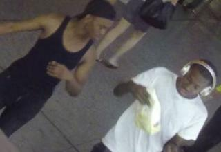 NYPD released a new image of the two suspects they are looking for in connection to the six attacks.