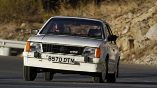 1983 Astra GTE Mk.1