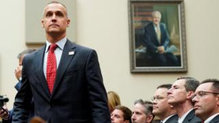 Corey Lewandowski: Ex-Trump aide stonewalls impeachment hearing
