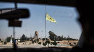Suriye YPG