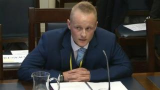 Jamie Bryson alleged at Stormont's Finance Committee that Peter Robinson was to receive payment as a result of the Nama NI deal