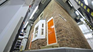 Salford University's Energy House