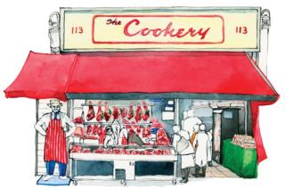 The Cookery, Stoke Newington High Street, Stoke Newington