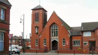 St Joseph's Church, Reddish