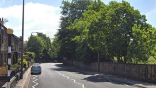 Upper Sheffield Road