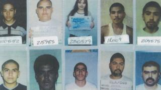 Rafael Madrigal photo line-up.