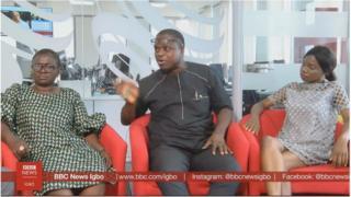 Pamela Udọka, Steve Obum Orajiakụ na Onyi Syn Osuchukwu