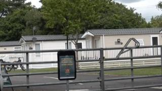 Shorefield holiday park
