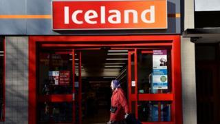 Iceland generic store