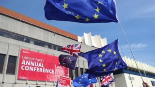 Anger over Labour conference Brexit vote