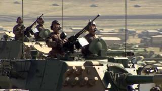 रूसी सैन्य अभ्यास