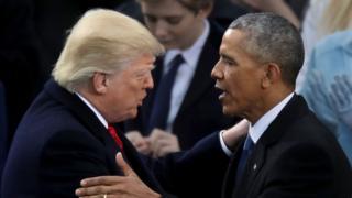 Trump ve Obama