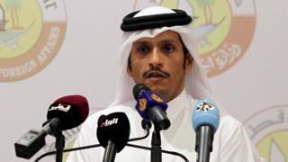 """Міністр закордонних справ Катару заявив, що вимоги до його країни спрямовані на """"придушення свободи слова"""""""