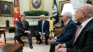 Зустріч Петра Порошенка і Дональда Трампа у Білому домі відбулася у червні 2017 року
