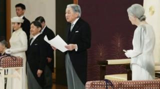 สมเด็จพระจักรพรรดิอะกิฮิโตะเป็นจักรพรรดิญี่ปุ่นพระองค์แรกที่สละราชสมบัติในรอบ 200 ปีที่ผ่านมา