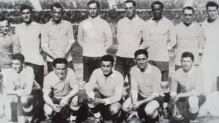 اروگوئه، نخستین قهرمان جام جهانی