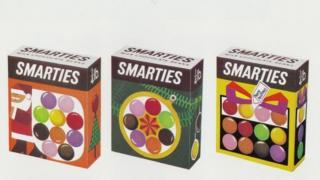 Smarties ad