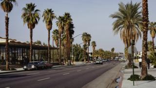 Палм-Спрінгс, Лос-Анджелес, 1965 рік