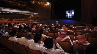 У грудні саудівський уряд скасував заборону на комерційні кінотеатри