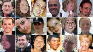 Victims of the 7 July attacks