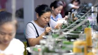 चीन की कामकाजी महिलाएं