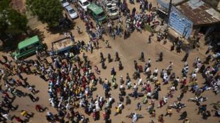 Des milliers d'enseignants du fondamental et du secondaire ont manifesté ce matin dans plusieurs villes du Mali. (Image d'archives)