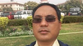 अरुणाचल प्रदेश के मारे गए विधायक तिरोंग अबो