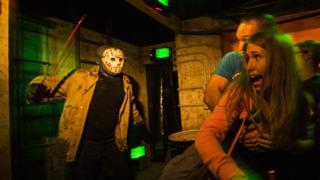 Halloween Horror Nights Jason