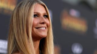 Gwyneth Paltrow at an event in April 2018