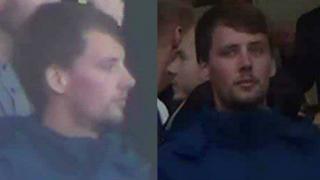 Aberdeen v Rangers fan