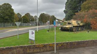 Defence Equipment & Support, Ashchurch