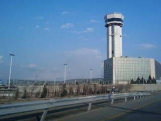 برج مراقبت فرودگاه امام خمینی تهران