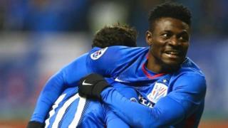 L'international nigérian Obafemi Martins est écarté des pelouses pour une période allant de six à sept mois après une blessure.