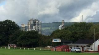 Kronospan factory
