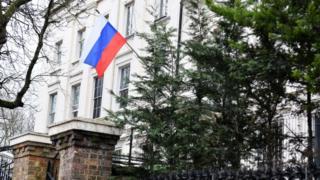 俄國駐倫敦使館