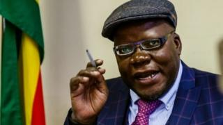 MDC Alliance Spokesperson Tendai Biti - June 2018