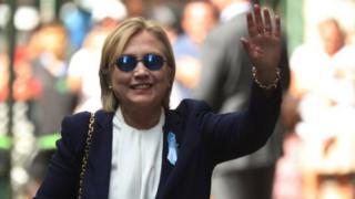 Hillary Clinton New Yorkda
