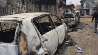 Des témoins ont affirmé que des membres de la garde présidentielle les ont attaqués dans la nuit
