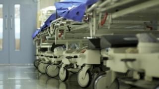 hospital trolleys