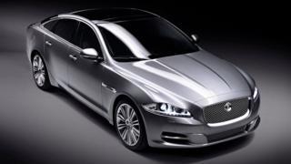 Jaguar XJ - archive image