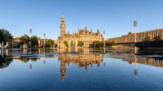 Mirror Pool Bradford