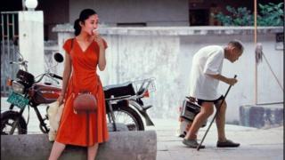 从照片看中国过去的几十年
