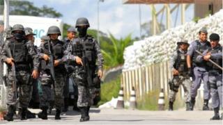 Amazonas askerler