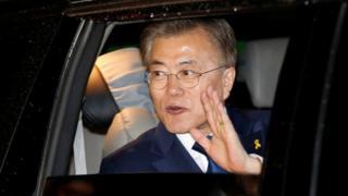 Chini ya Moon, huenda Korea Kusini ikabadilisha msimamo wake kuhusu Korea Kaskazini