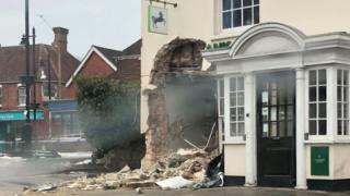 Lloyds Bank in Liphook