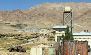 Виды Кабула