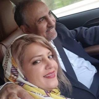 محمد علی نجفی در سال ۱۳۹۷ با میترا استاد ازدواج کرد